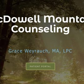 mmcounseling website homepage