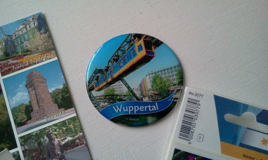 Wuppertal Swap Goodies