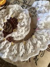Elk Leaf Lace Shawl