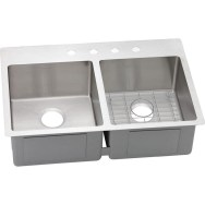 Surface Mount Sink Will Have Single Hole To Accommodate Single Hole Faucet