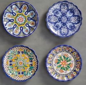 Cultural Summer Plates
