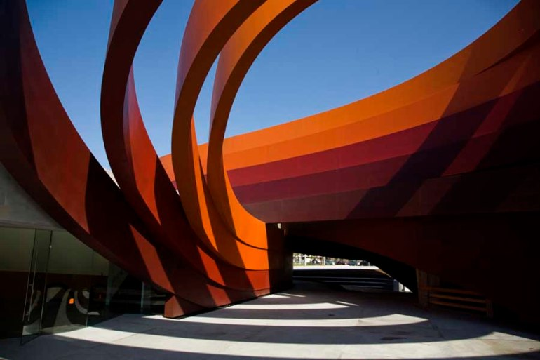 Israel Design Museum Holon Architecture