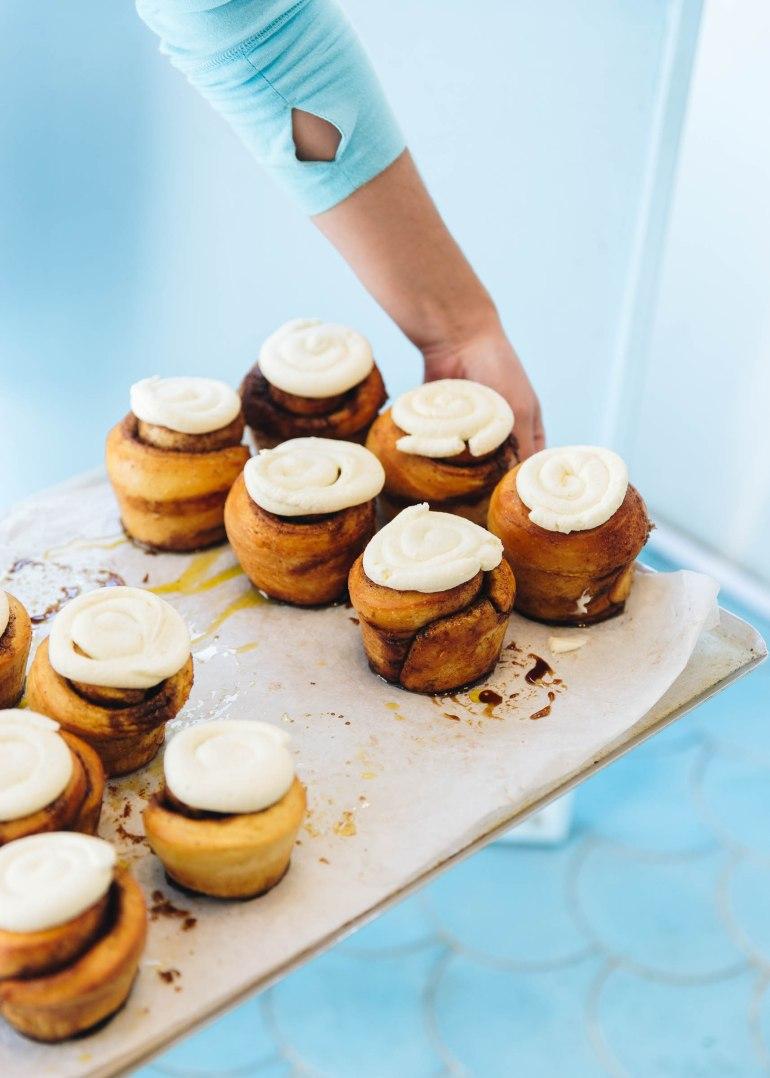 Israel Cupcakes