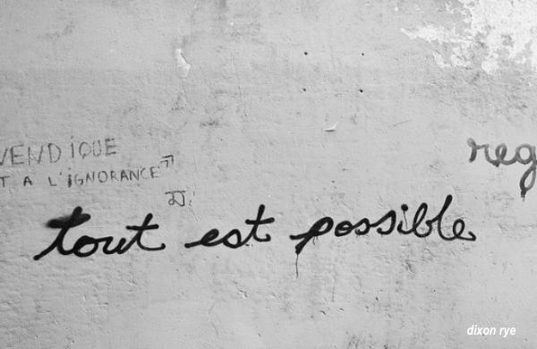 """everything is possible""@littleblackdomicile.com"