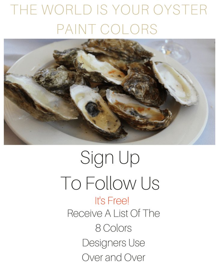 littleblackdomicile.com Sign Up To Get Oyster Inspired Paint Colors