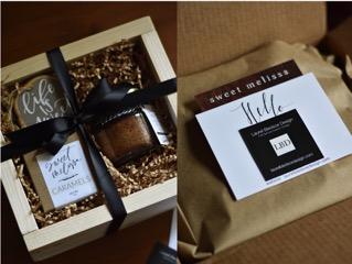 Sweet Melissa Gift Box- A Collaboration For Littleblackdomicile.com