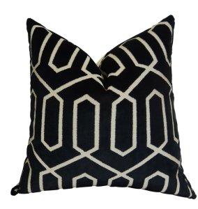 Bengal+Lattice+Euro+Pillow