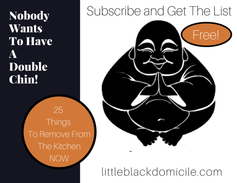 Subscribe to littleblackdomicile.com - 25 Things To Remove From The Kitchen Now