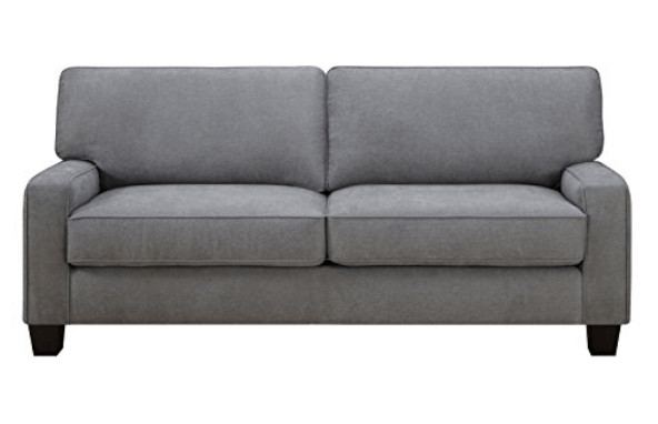 "Gray Essex Serta 78"" Sofa http://amzn.to/2hn4qDT"