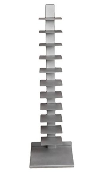 Spine Shelf For Cookbook Storage