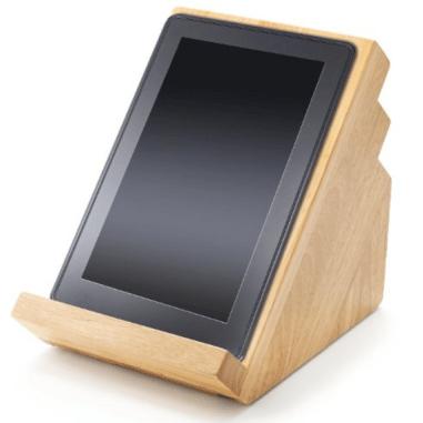 Victorinox Knife Block with iPad Holder