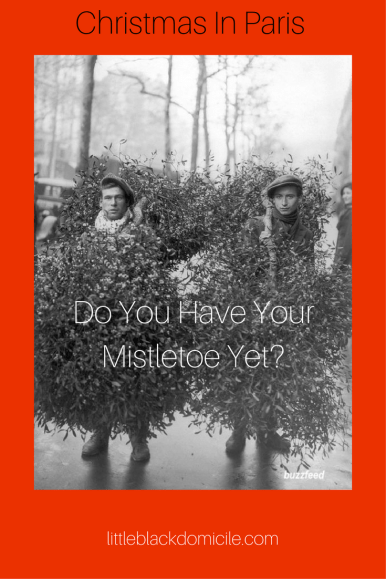 Do You Have YourMistletoe Yet?