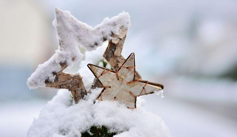 snow stars littleblackdomicile