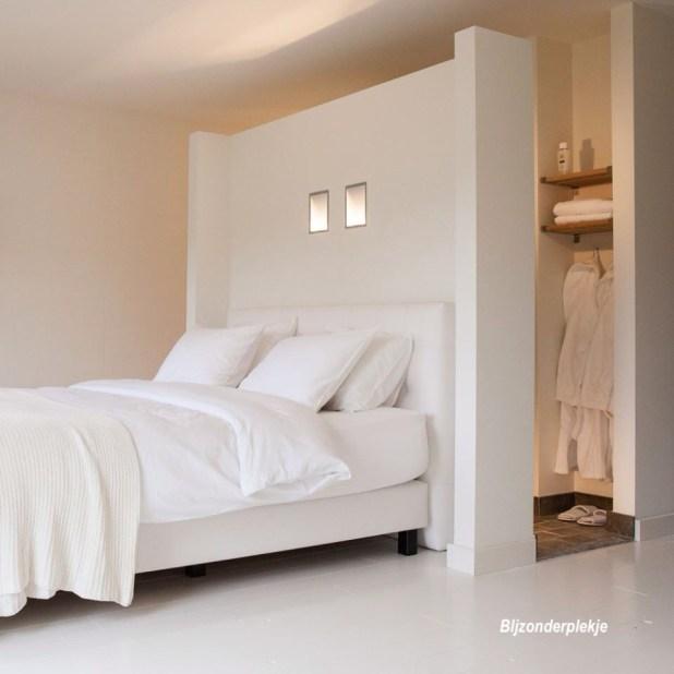 bljzonderplekje bed wall creates walk in closet