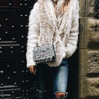 Gramfeed Fur Jacket