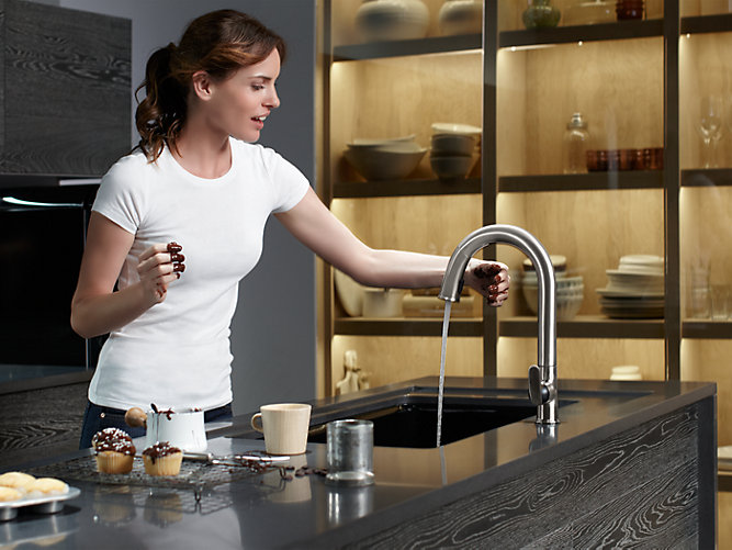 Kohler Touchless Faucet
