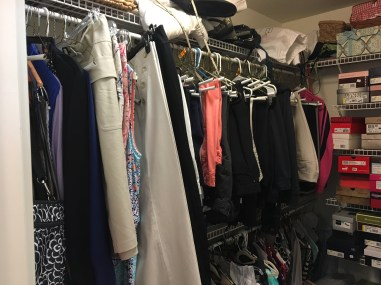 "littleblackdomicile ""How our homes can reduce stress"" Virtual Closet Design Makeover"