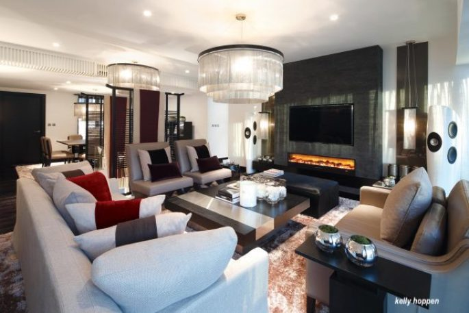 Kelly Hoppen Living Room
