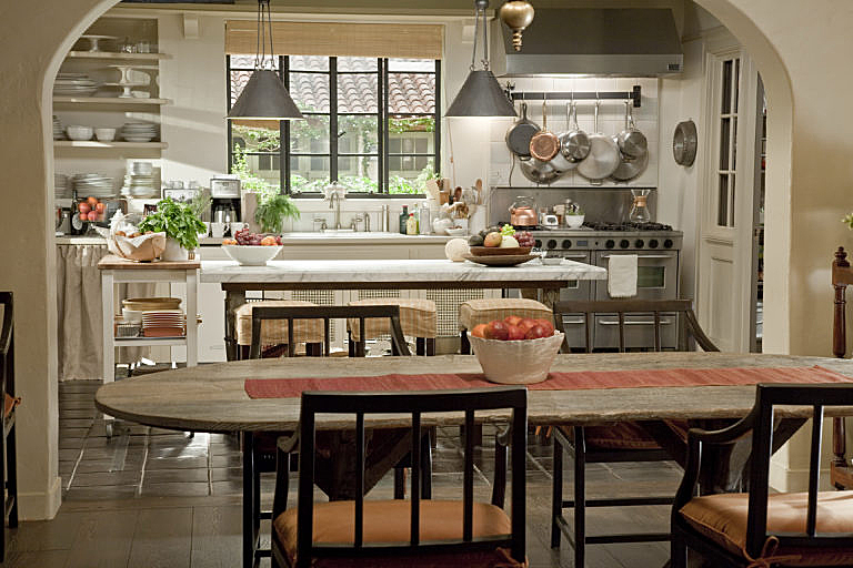 It's Complicated Movie Kitchen