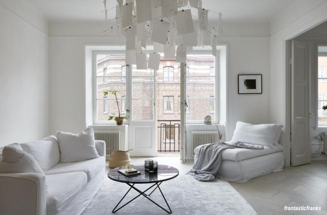 Fantastic Frank Neutral Living Room Decor