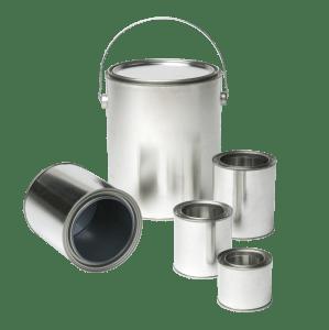 Clean Paint Cans