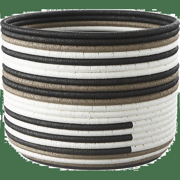 CB2 kalahari-striped-basket-1