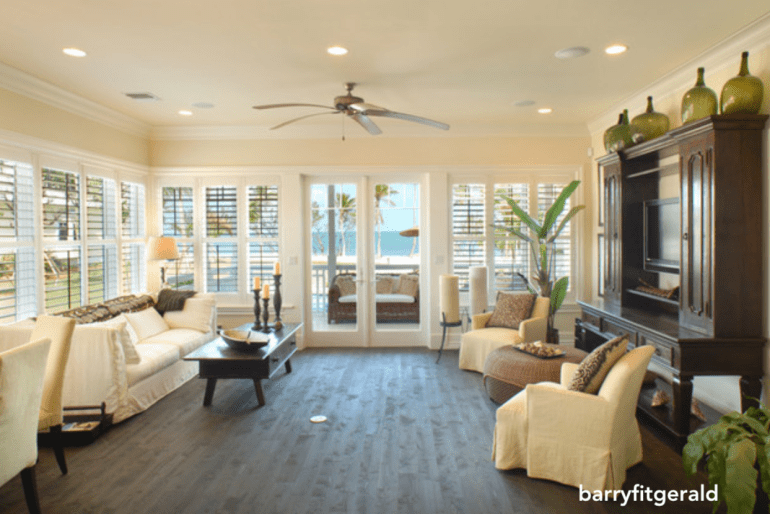 barry fitzgerald beach house living room
