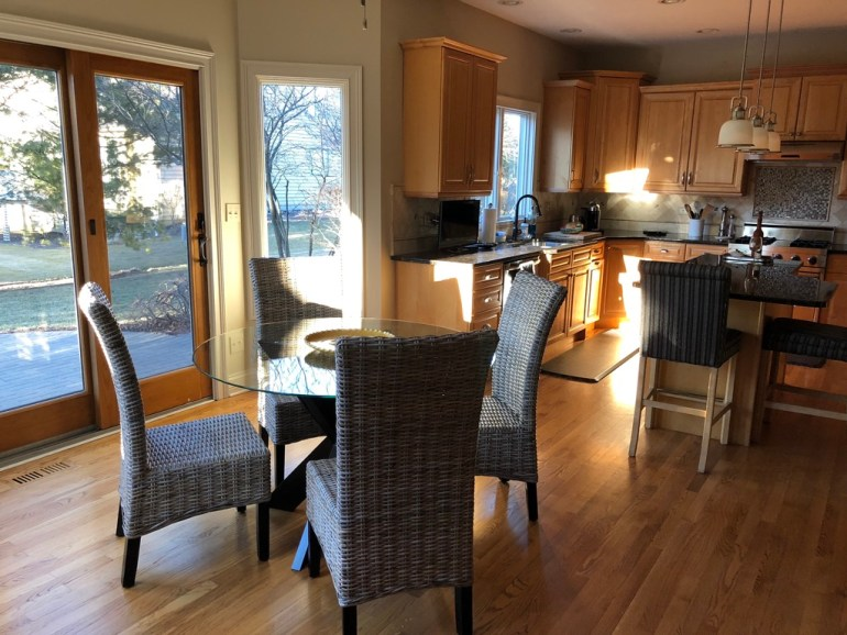 ready for buyers - littleblackdomicile-skycrest after update-kitchen