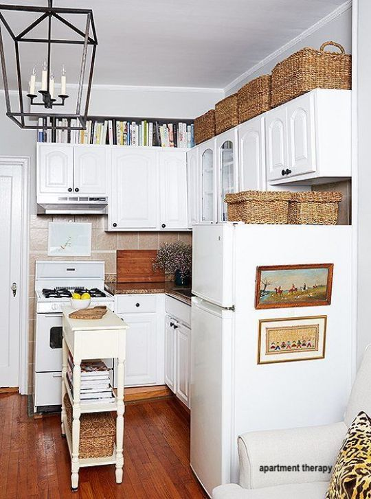 apartment therapy small kitchen