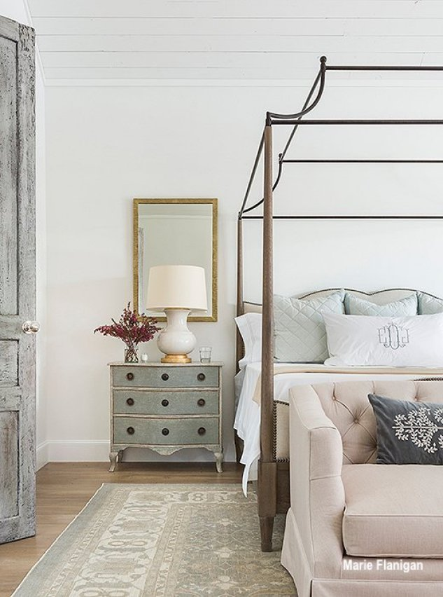 Marie Flanigan Bedroom Design