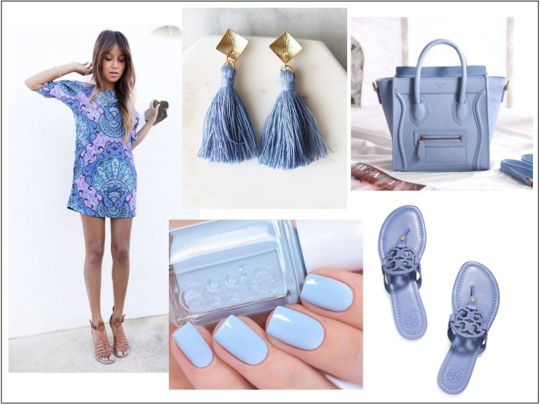 Perwinkle In Fashion and Littleblackdomicile