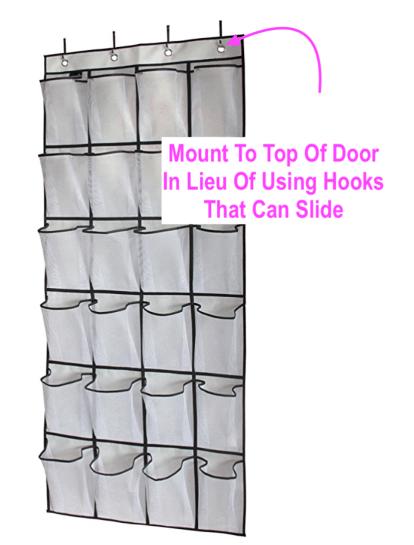 Over the door pocket organizer-littleblackdomicile