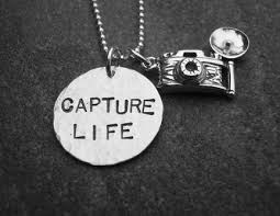 capture life with photographs