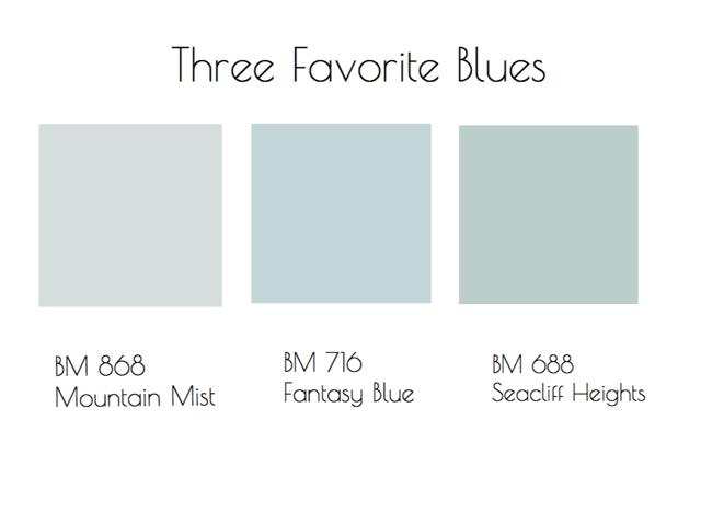 little-black-domicile-blue-paint-colors