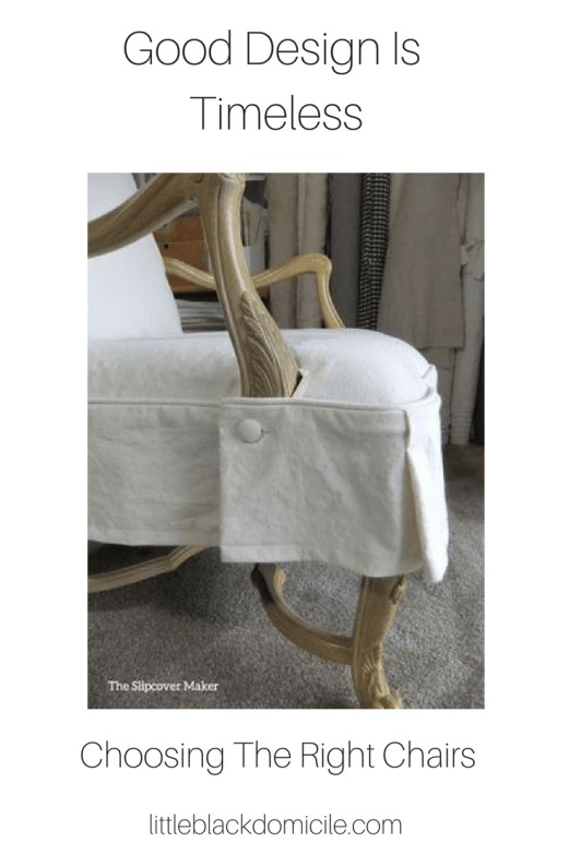 Pinterest - littleblackdomicile-chairs-slipcovers
