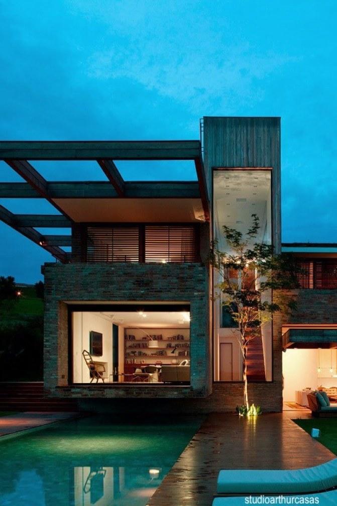 studioarthurcasas-modern-architecture-pool-blue-green-exterior-tile