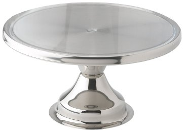 Silver-cake-stand