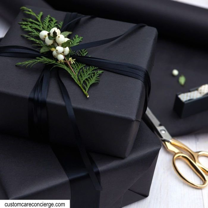 customcareconcierge.com-black-christmas-wrapping