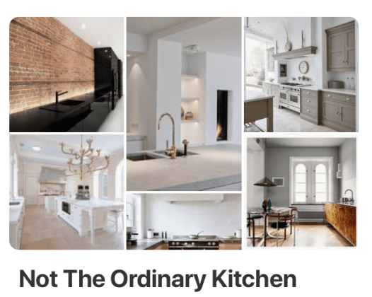 littleblackdomicile-pinterest-not-the -ordinary-kitchen