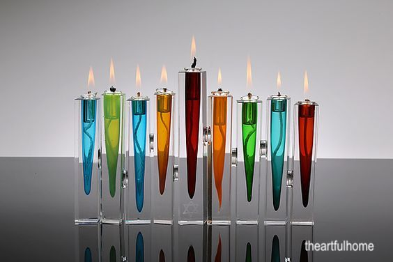 Celebrating The Festival of Lights-Our Favorite Menorahs for Hanukkah