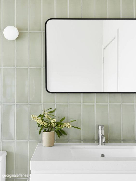 georginajefferies-age-green-vertical-bath-wall-tile