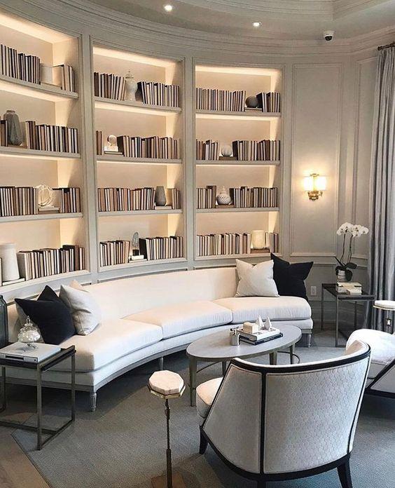 westerndecorDIY-creamy-curved wall-bookcases