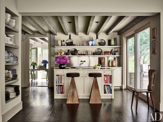 architectural-digest-beamed-ceiling-kitchen-plum-florals
