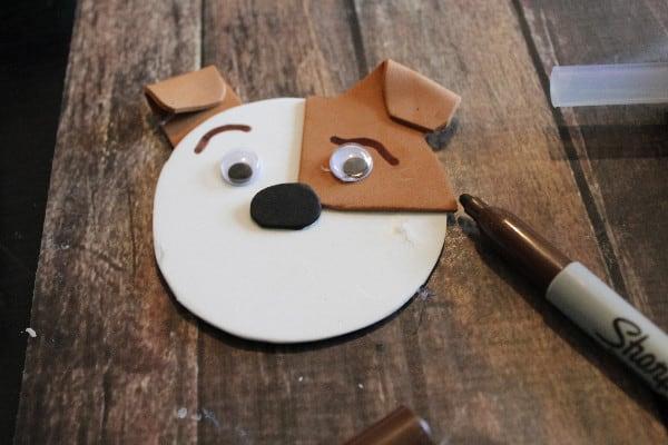 secret life of pets craft details