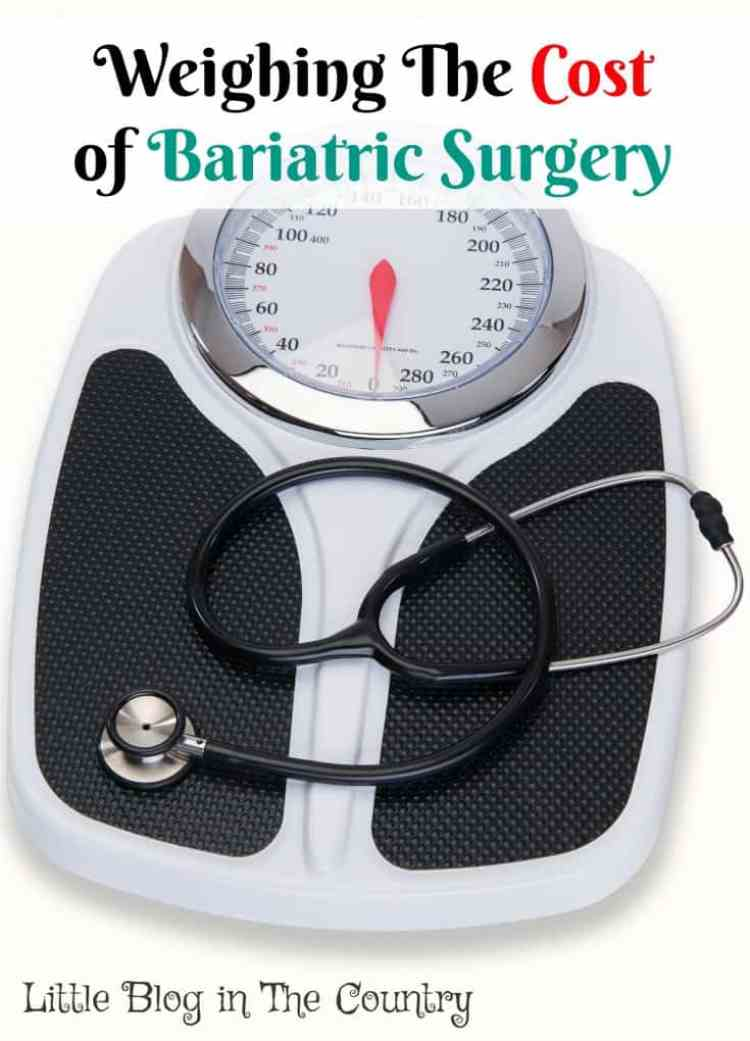 weighing the cost of bariatric surgery