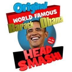 Barack Obama Head Smash