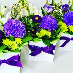 Little Box of Flowers