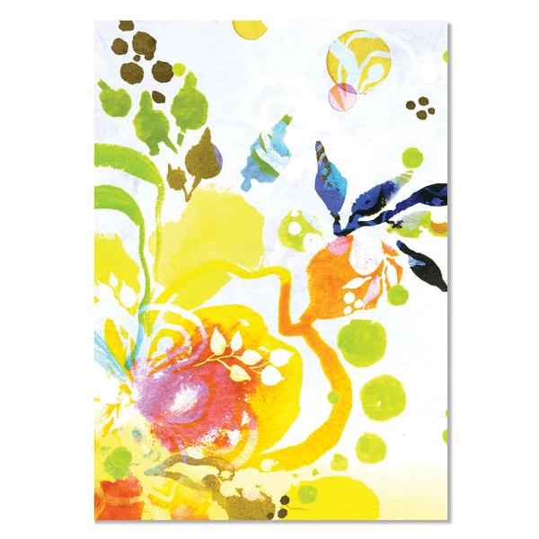 Card - Enchanted Garden