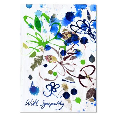 Card - With Sympathy
