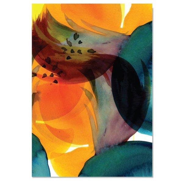 Card - Fleur